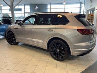 2021 Volkswagen Touareg CR MY21 210TDI Tiptronic 4MOTION Wolfsburg Edition Silver 8 Speed.