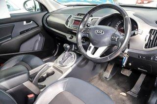 2014 Kia Sportage SL Series II MY13 SI Silver 6 Speed Sports Automatic Wagon