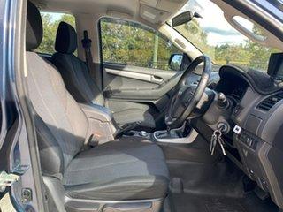 2014 Isuzu D-MAX MY15 LS-M Crew Cab Blue 5 Speed Sports Automatic Utility