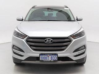 2017 Hyundai Tucson TLE Highlander (AWD) Silver 7 Speed Auto Dual Clutch Wagon.