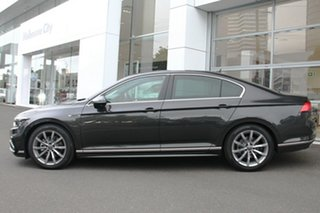 2021 Volkswagen Passat 3C (B8) MY21 162TSI DSG Elegance Grey 6 Speed Sports Automatic Dual Clutch