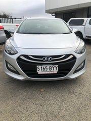 2014 Hyundai i30 GD2 MY14 Trophy Silver 6 Speed Sports Automatic Hatchback.
