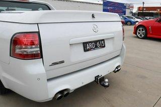 2014 Holden Ute VF MY14 SS Ute Storm White 6 Speed Manual Utility.