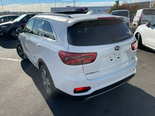2019 Kia Sorento UM MY20 GT-Line White 8 Speed Sports Automatic Wagon