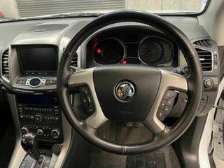 2014 Holden Captiva CG MY15 7 AWD LTZ White 6 Speed Sports Automatic Wagon
