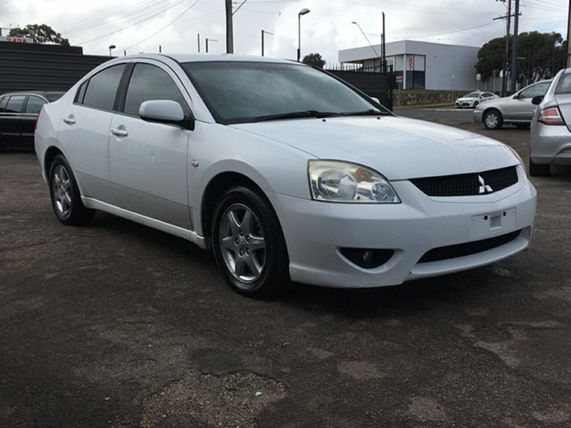 Used Mitsubishi 380 DB Series 2 ES Blair Athol, 2007 Mitsubishi 380 DB Series 2 ES White 5 Speed Sports Automatic Sedan