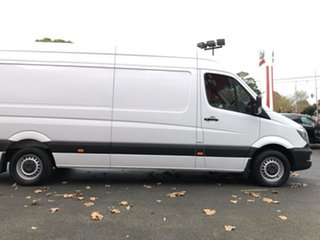 2016 Mercedes-Benz Sprinter NCV3 313CDI High Roof LWB 7G-Tronic 7 Speed Sports Automatic Van.