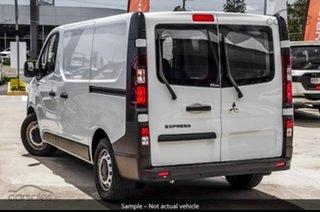 2020 Mitsubishi Express SN MY21 GLX SWB White 6 Speed Manual Van