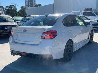 2020 Subaru WRX V1 MY21 Premium Lineartronic AWD White 8 Speed Constant Variable Sedan.