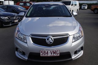 2014 Holden Cruze JH Series II MY14 SRi Z Series Silver 6 Speed Sports Automatic Hatchback.