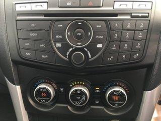 2012 Mazda BT-50 UP XTR Black Sports Automatic