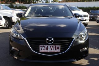 2014 Mazda 3 BM5276 Maxx SKYACTIV-MT Black 6 Speed Manual Sedan