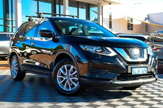 2017 Nissan X-Trail T32 Series II ST X-tronic 4WD Black 7 Speed Constant Variable Wagon.