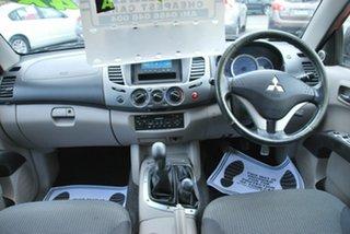2009 Mitsubishi Triton ML MY09 GLX-R (4x4) Red 5 Speed Manual 4x4 Double Cab Utility