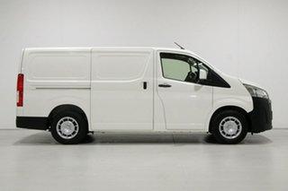 2019 Toyota HiAce GRH300R LWB White 6 Speed Automatic Van