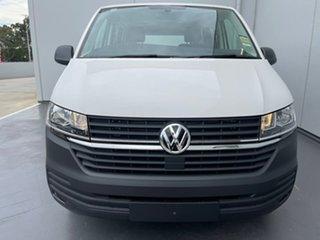 2021 Volkswagen Transporter T6.1 MY21 TDI340 SWB Candy White 7 Speed Auto Direct Shift Van.