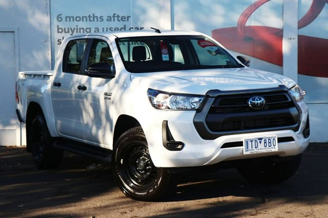 Pre-Owned Toyota Hilux 4x4 Ferntree Gully, Hilux 4x4 SR 2.8L T Diesel Automatic Double Cab