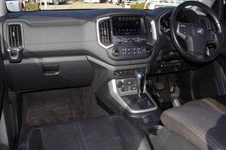 2017 Holden Trailblazer RG MY18 LTZ Power Blue/leather 6 Speed Sports Automatic Wagon