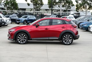 2020 Mazda CX-3 DK S-Touring Red Sports Automatic SUV