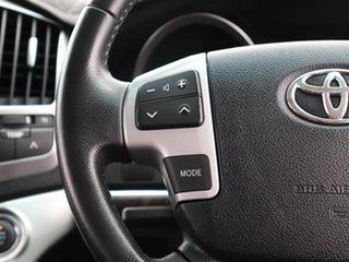 2012 Toyota Landcruiser VDJ200R MY12 VX (4x4) White 6 Speed Automatic Wagon