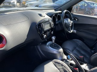 2014 Nissan Juke F15 TI-S (AWD) Silver Continuous Variable Wagon