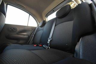 2012 Nissan Micra K13 ST-L Silver 4 Speed Automatic Hatchback