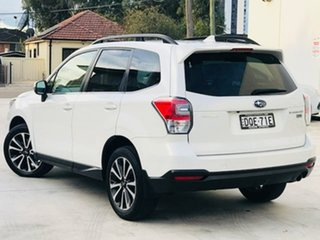 2017 Subaru Forester S4 MY17 2.0D-S CVT AWD White 7 Speed Constant Variable Wagon.