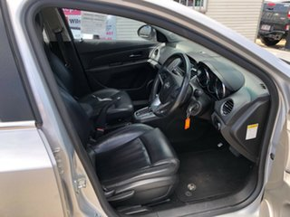 2013 Holden Cruze JH Series II MY13 CDX Silver 6 Speed Sports Automatic Sedan.