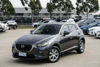 2017 Mazda CX-3 DK Neo Grey Sports Automatic SUV.