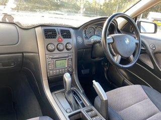 2004 Holden Commodore VZ Lumina White 4 Speed Automatic Sedan