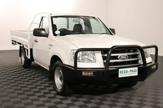 2008 Ford Ranger PJ XL 5 speed Manual Cab Chassis.