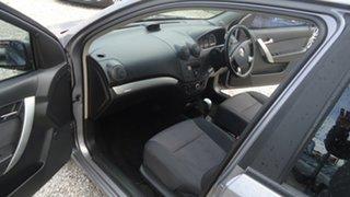 2010 Holden Barina TK MY11 Grey 4 Speed Automatic Hatchback