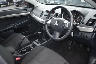 2011 Mitsubishi Lancer CJ MY11 ES Grey 5 Speed Manual Sedan