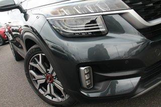 2019 Kia Seltos SP2 MY20 GT-Line DCT AWD Grey 7 Speed Sports Automatic Dual Clutch Wagon.