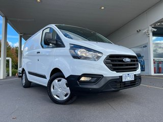 2018 Ford Transit Custom VN 2018.75MY 300S (Low Roof) White 6 Speed Automatic Van.