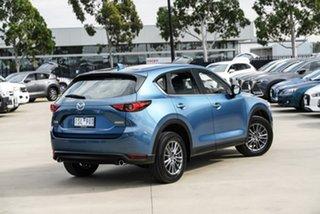 2020 Mazda CX-5 KF Series Maxx Sport Blue Sports Automatic SUV.