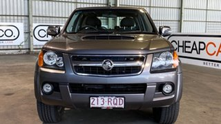 2011 Holden Colorado RC MY11 LT-R Crew Cab Grey 4 Speed Automatic Utility