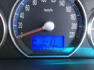 2007 Hyundai Santa Fe CM MY07 Elite Silver 5 Speed Sports Automatic Wagon.
