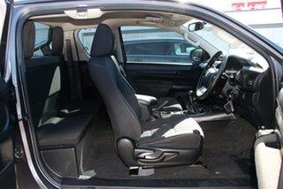 2016 Toyota Hilux GUN126R 4x4 Graphite 6 Speed Manual Extracab