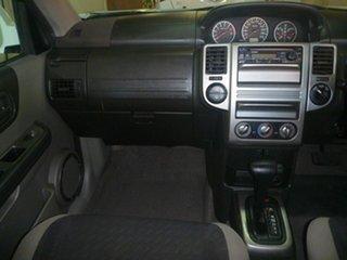 2007 Nissan X-Trail T30 II MY06 ST-S X-Treme White 4 Speed Automatic Wagon