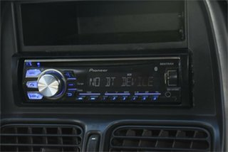 2004 Nissan Navara D22 S2 ST-R Silver 5 Speed Manual Utility