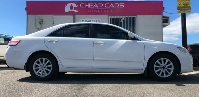 Used Toyota Camry ACV40R Altise Garbutt, 2011 Toyota Camry ACV40R Altise White 5 Speed Automatic Sedan