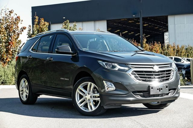 Used Holden Equinox EQ MY18 LTZ-V AWD Essendon Fields, 2017 Holden Equinox EQ MY18 LTZ-V AWD Grey 9 Speed Sports Automatic Wagon