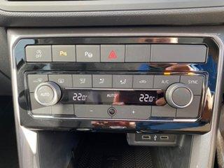 2021 Volkswagen T-Cross C1 MY21 85TSI Style Deep Black Pearl Effect 7 Speed Auto Direct Shift Wagon