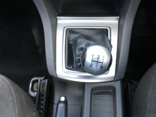 2007 Ford Focus LS CL Silver 5 Speed Manual Sedan