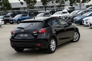 2016 Mazda 3 BN5478 Maxx SKYACTIV-Drive Black 6 Speed Sports Automatic Hatchback.