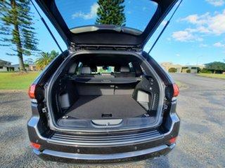 2021 Jeep Grand Cherokee WK MY21 Night Eagle Granite Crystal 8 Speed Sports Automatic Wagon