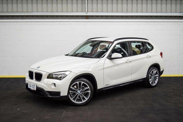 Used BMW X1 E84 LCI MY0713 sDrive18d Steptronic Canning Vale, 2013 BMW X1 E84 LCI MY0713 sDrive18d Steptronic White 8 Speed Sports Automatic Wagon