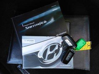 2011 Hyundai Santa Fe CM MY11 Highlander White 6 Speed Sports Automatic Wagon