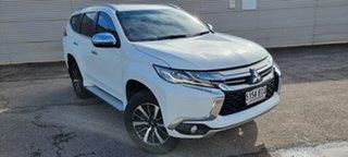 2015 Mitsubishi Pajero Sport QE MY16 GLX White 8 Speed Sports Automatic Wagon.